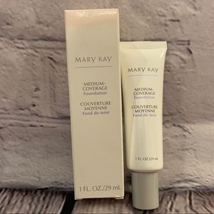 Mary Kay Beige 400 Foundation New Face Makeup NIB